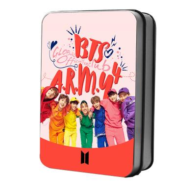 "BTS Happy Ever After 4th Muster ""Concept Photos"" All Member 30 PC Photocards Photocard Lunar Noona"