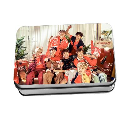 "BTS ""Coke Photoshoot"" All Member 40 PC Photocards Photocard Lunar Noona"