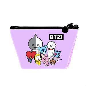BT21 Character Small Coin Purse Backpack Lunar Noona