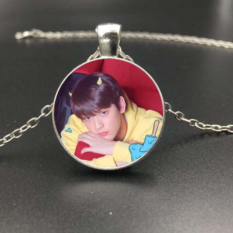 TXT Pendant Necklace Accessories Lunar Noona