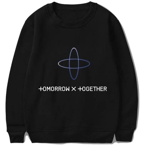 TXT Tomorrow Together Sweater Sweaters Lunar Noona TXT-Black L