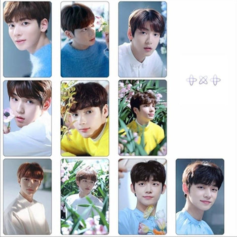 TXT Debut Album 10 PC Photocards Photocard Lunar Noona