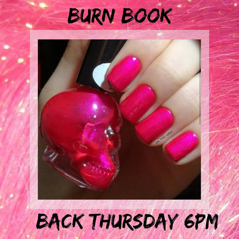 Burn Book 10ml