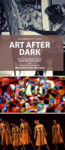 Art After Dark, Nov. 1, 2019