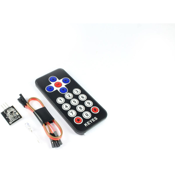 Keyes Infrared Remote Control Set