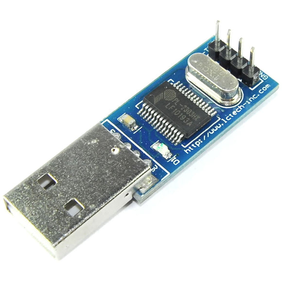 LC Technology PL2303HX Serial Adapter Module