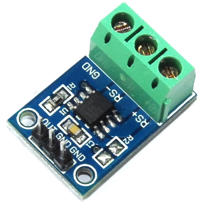 LC Technology MAX471 3-36V DC Current Sensor Module