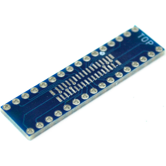 5pcs Flux Workshop FPC32 Connector Breakout Board