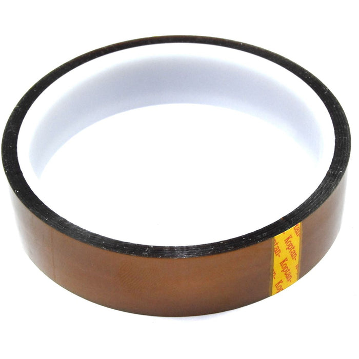 High Temperature Amber Tape 20mm 33M