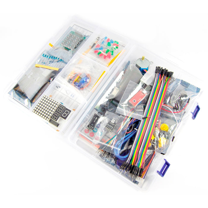 RFID Starter Kit ATmega328P Learning LCD (Arduino-Compatible)
