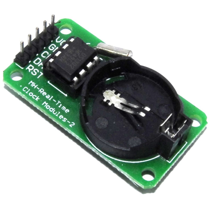 DS1302 Real Time Clock Module