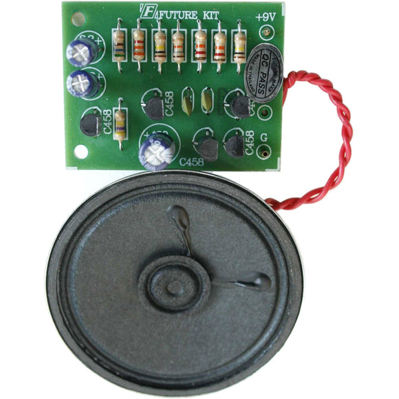 Future Kit Single Tone Siren Generator DIY Kit