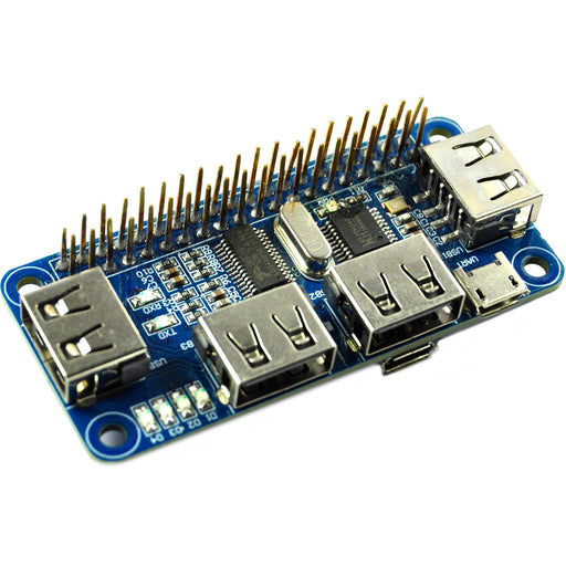 LC Technology 4 Port USB Shield