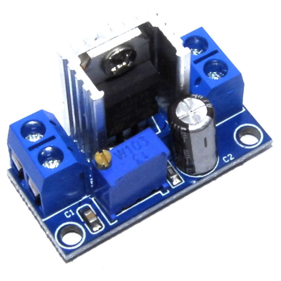 LM317 Step Down Supply Module
