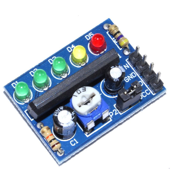 LC Technology KA2284 Audio Level Indicator Module