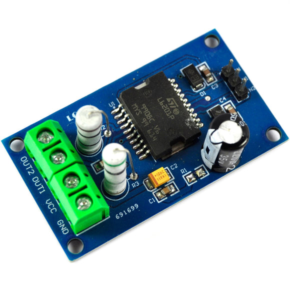 LC Technology L6201 Full Bridge DC Motor Driver