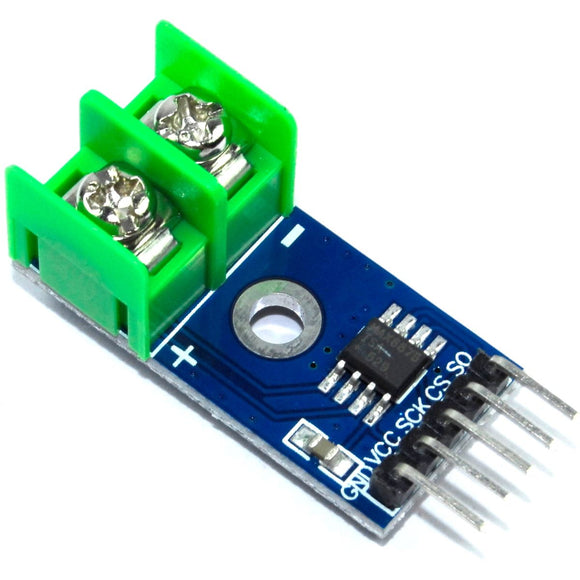 MAX6675 Thermocouple SPI Interface