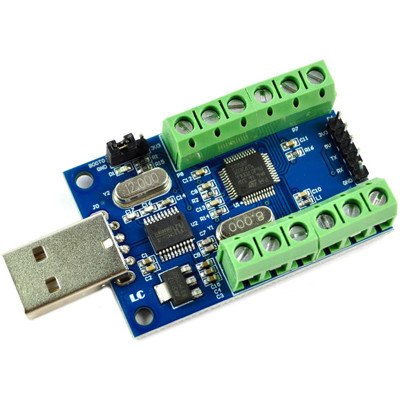 LC Technology STM32F103 10 Ch 12 Bit Analog to Digital Convertor