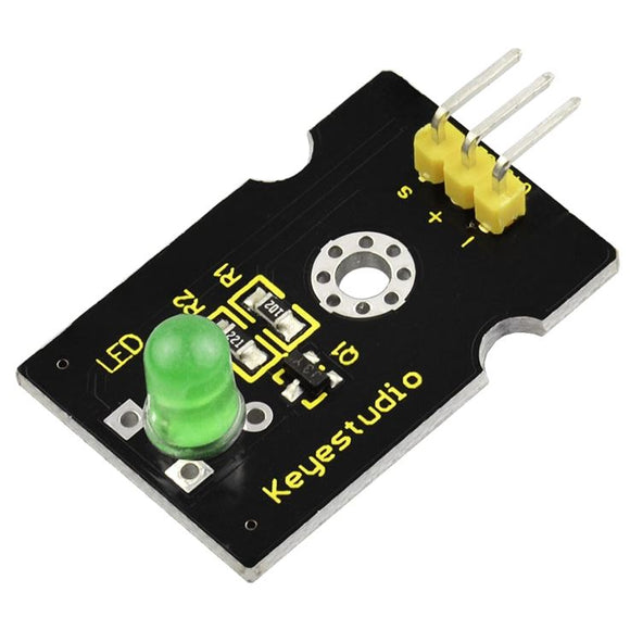 Keyestudio Green 5mm LED Module