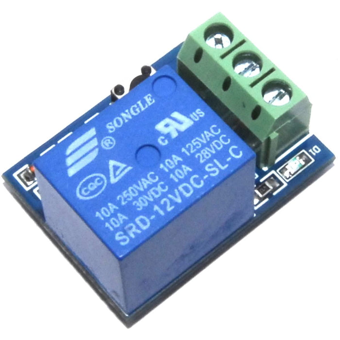 LC Technology 12V Battery Protection Relay Module