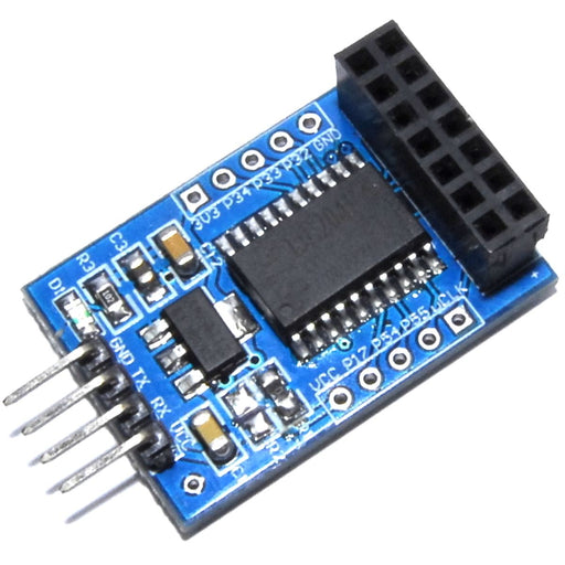 LC Technology STC15F204 Development Module