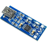 LC Technology TP4056 1A Lipo Battery Charging Mini USB Module