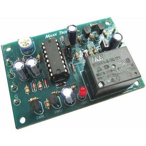 Future Kit 12V 1 Channel Timer Relay DIY Kit