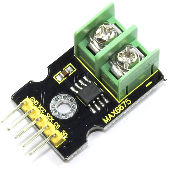 Keyestudio MAX6675 Thermocouple Interface Module