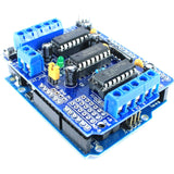 L293D 4 Channel Motor Driver Shield