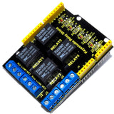 Keyestudio 4 Channel Relay Shield