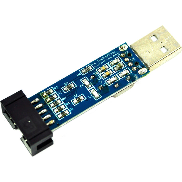 LC Technology Programmer for AVR/JTAG