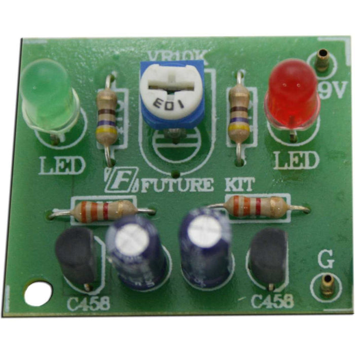 Future Kit 2 Alternating LED Display DIY Kit