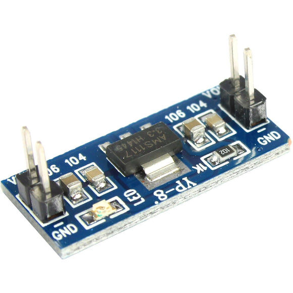 AMS1117 5V to 3.3V Step Down Module