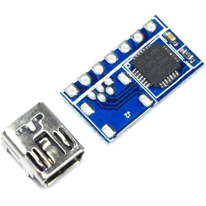 JYE-TECH CP2102 Serial Adapter Module
