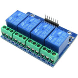 LC Technology 5V 4 ch. Relay Module