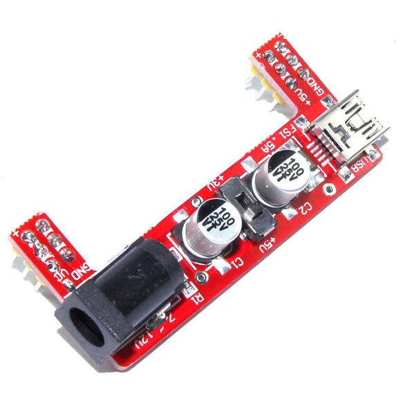 Keyes Breadboard Power Supply Module
