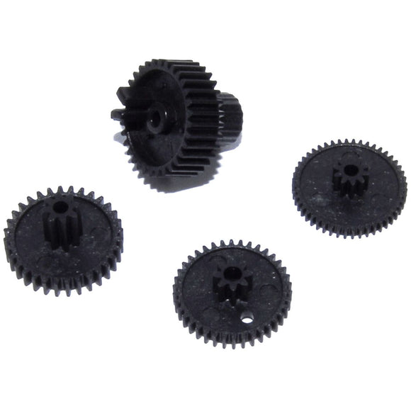 TowerPro SG90 SG92R Gear Set - POM Carbon