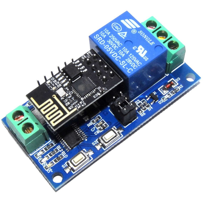 LC Technology 1 Ch Wifi Relay Module