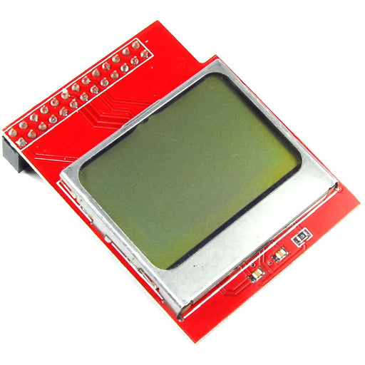 Blue Green LCD Shield
