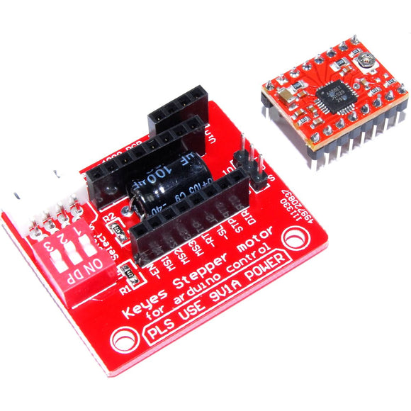 Keyes 9V A4988 Controller and Driver Module