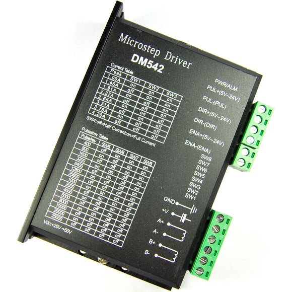 DM542 4.2A Stepper Motor Driver