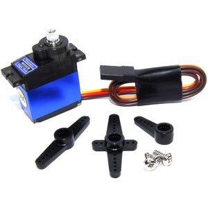 TowerPro MG92B Continuous Digital Mini Servo Motor