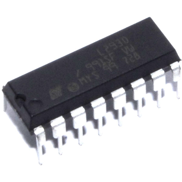 L293D Dual H-Bridge Chipset
