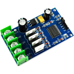 LC Technology 4081 Full Bridge DC Motor Driver