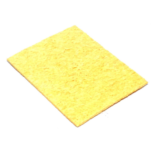 51x32mm Yellow Solder Iron Sponge