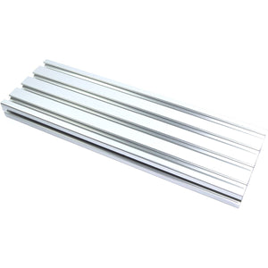500mm Silver 2080 Aluminium Extrusion