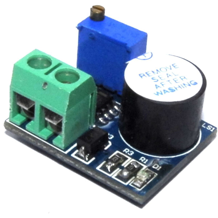 LC Technology Battery Level Alarm Module
