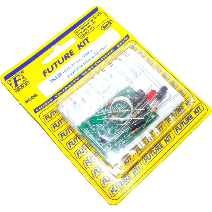 Future Kit 2 LED Coin Flip DIY Kit