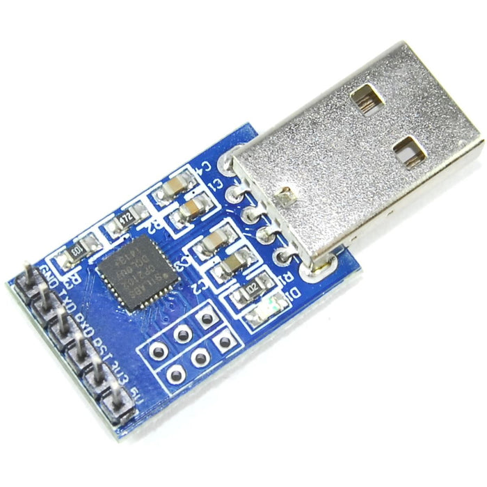 LC Technology CP2102 Adapter Module