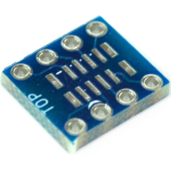 5pcs Flux Workshop FPC8 Connector Breakout Board
